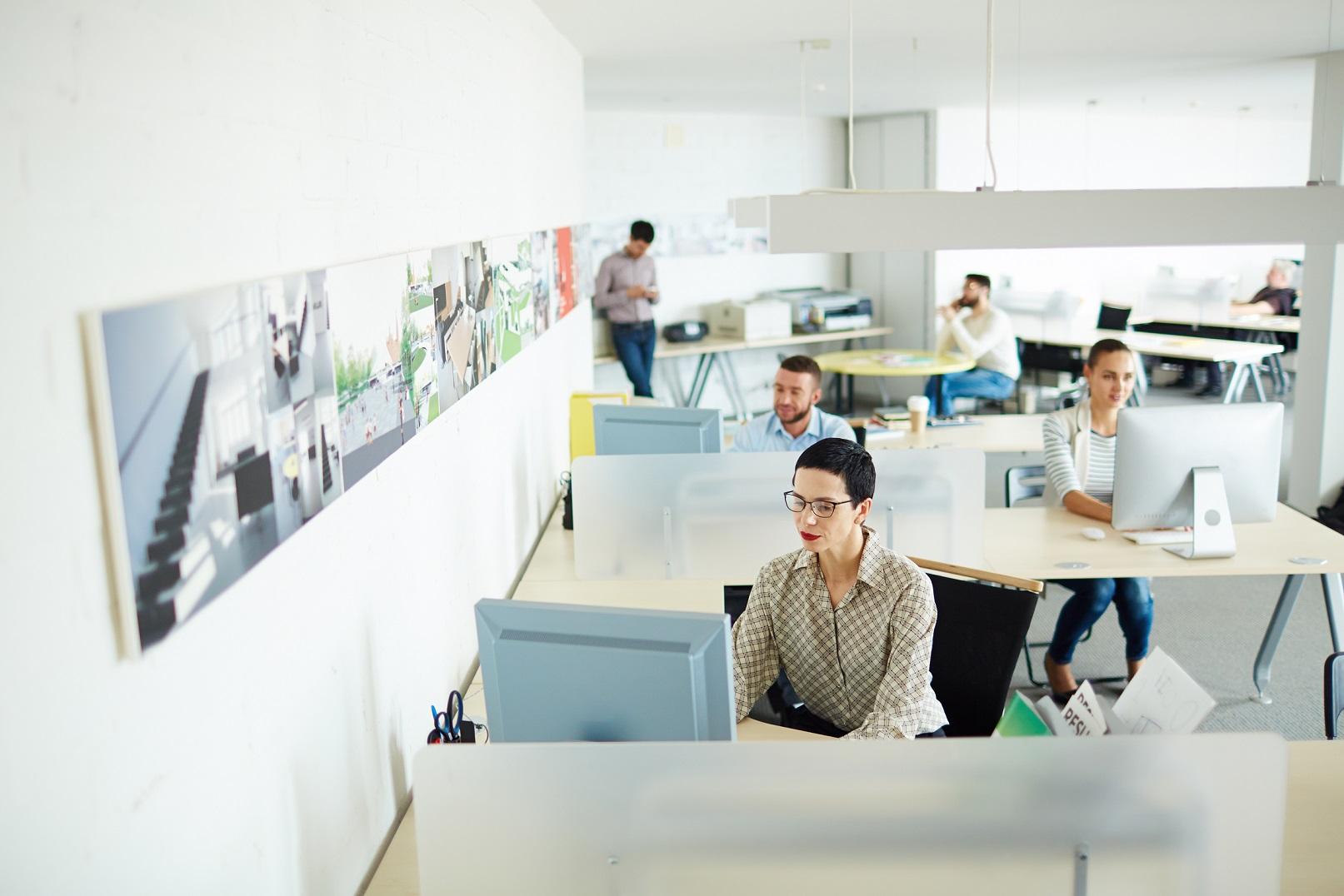 Biuro coworkingowe - wady i zalety