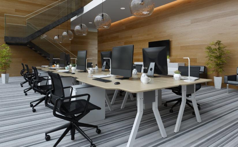 debowetarasy.com.pl - Wady i zalety biur typu open space